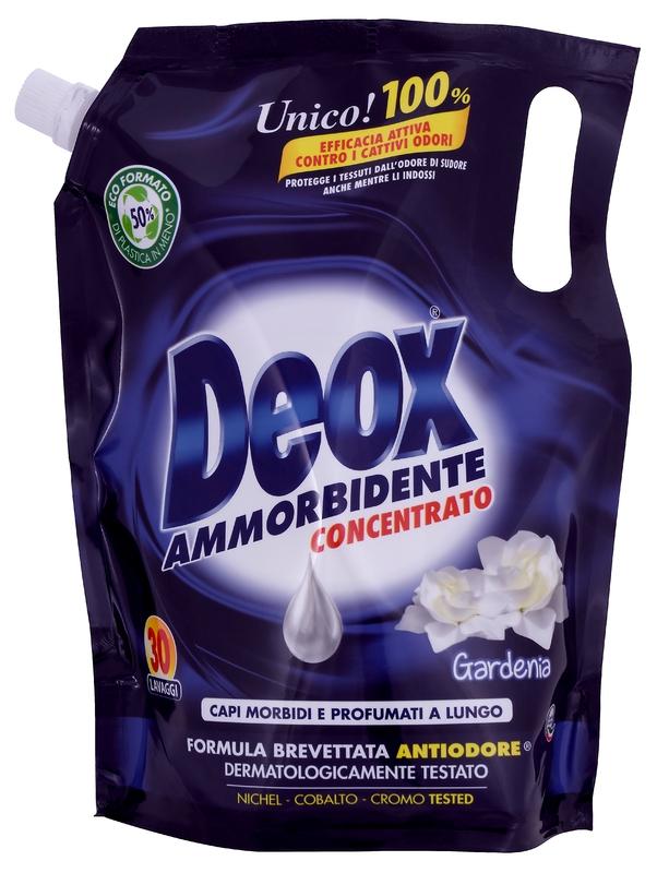Prací prostředky - DEOX AMMORBIDENTE Gardenia 750 ml aviváž