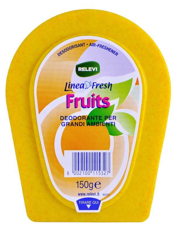 Doplňky do domácnosti - LINEA FRESH Fruits 150 g osvěžovač vzduchu