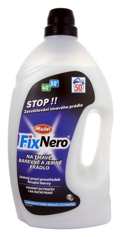 Prací prostředky - MADEL Fix Nero 2500 ml prací gel