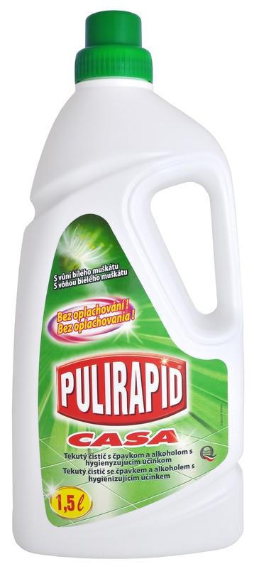 Čisticí prostředky - PULIRAPID CASA muškát 1500 ml čistící prostředek