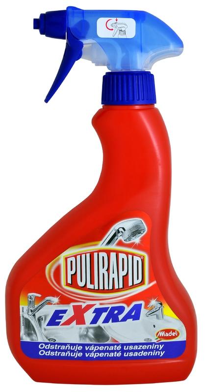 Čisticí prostředky - PULIRAPID EXTRA 500 ml odstraňovač vodního kamene