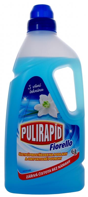 Čisticí prostředky - PULIRAPID Fiorello 1000 ml čistič podlah