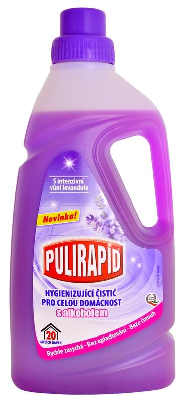 Čisticí prostředky - PULIRAPID LAVANDA 1000 ml čistič podlah