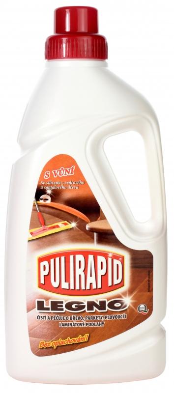 Čisticí prostředky - PULIRAPID LEGNO 1000 ml čistič na dřevo a lamináty