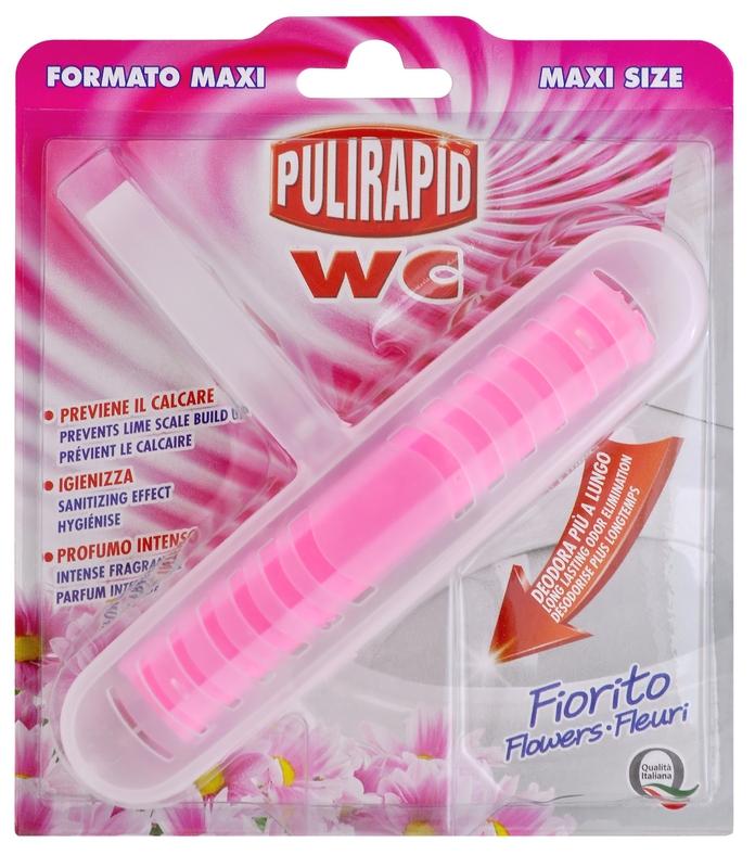 Čisticí prostředky - PULIRAPID WC ZÁVĚS FIORITO 1KS