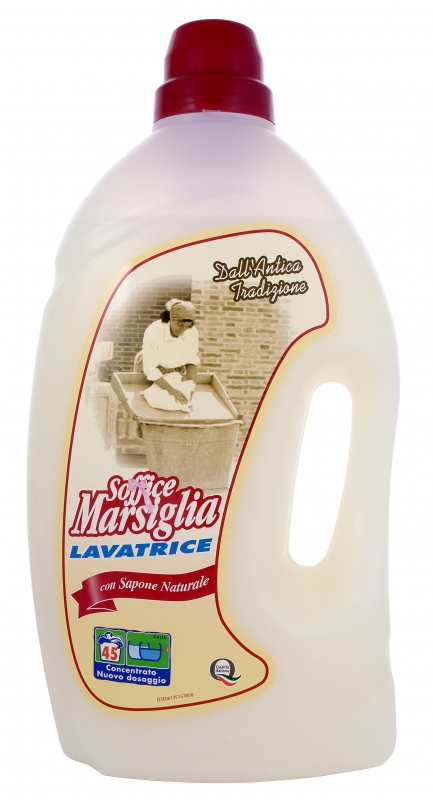 Prací prostředky - SOFFICE LAVATRICE MARSIGLIA 2475 ml prací gel