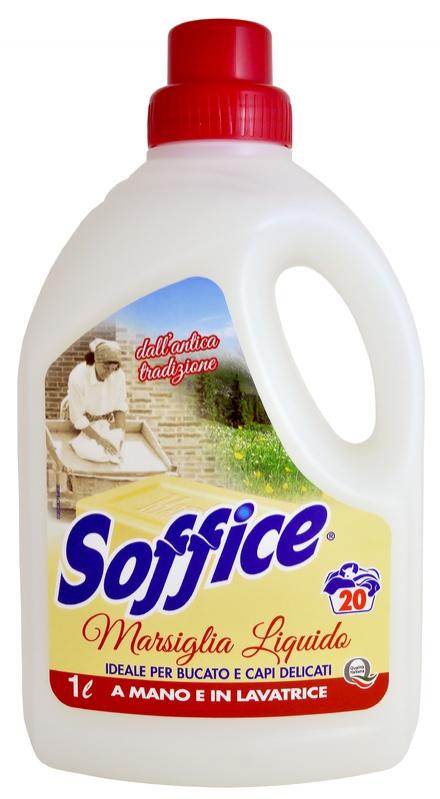 Prací prostředky - SOFFICE BUCATO MARSIGLIA 1000 ml prací gel