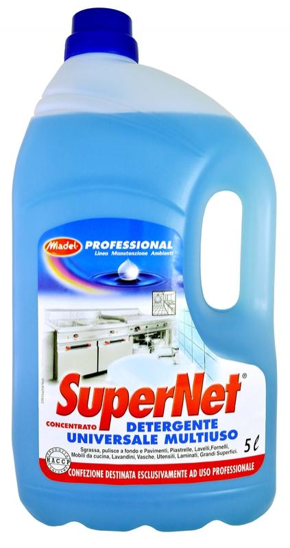 Profesionální - SUPERNET 5l čistič podlah