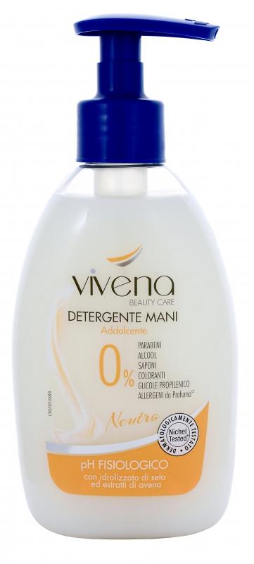 Kosmetika - VIVENA DETERGENTE MANI 300 ml mýdlo