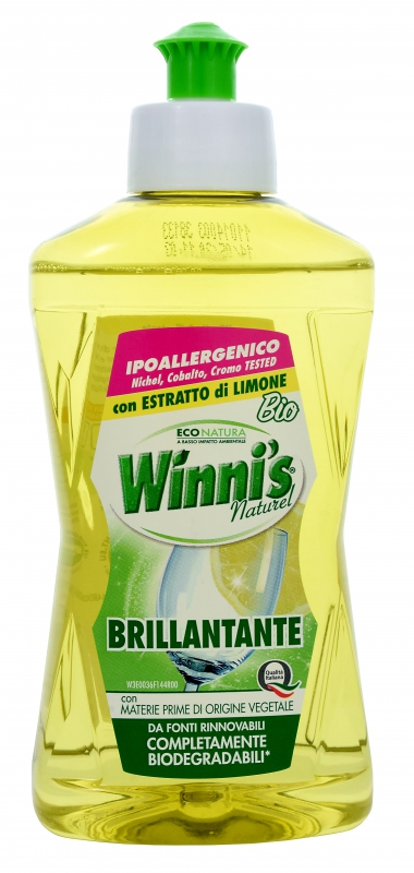 WINNI´S Brillantante LIMONE 250 ml leštidlo do myčky
