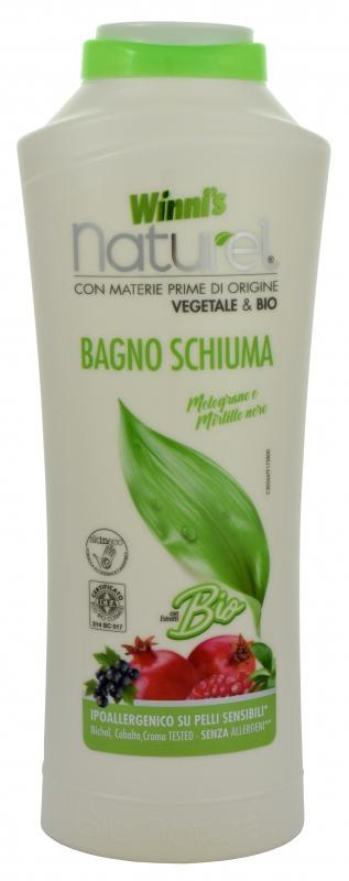Bio kosmetika - WINNI´S NATUREL granátové jablko 500 ml pěna