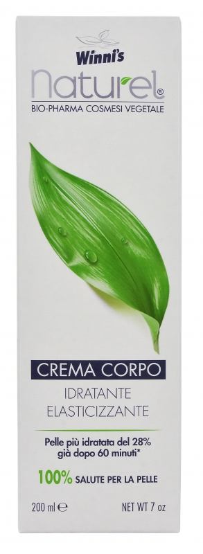 Bio kosmetika - WINNI´S NATUREL CREMA CORPO 200 ml tělový krém