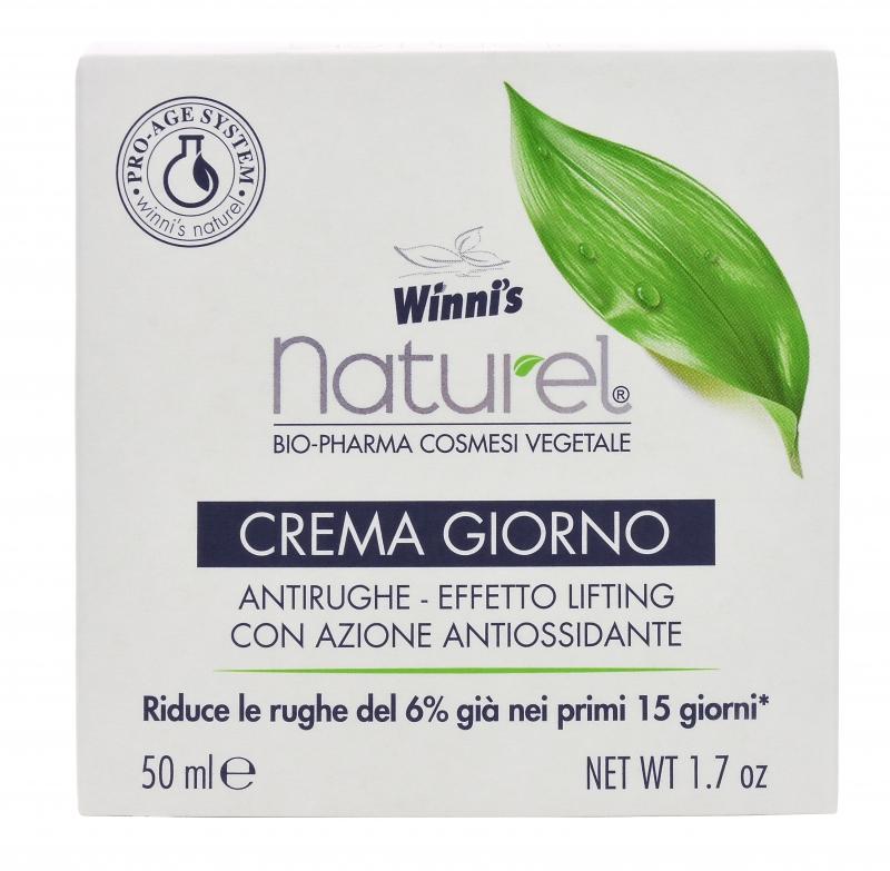 Bio kosmetika - WINNI´S NATUREL CREMA GIORNO 50 ml denní krém