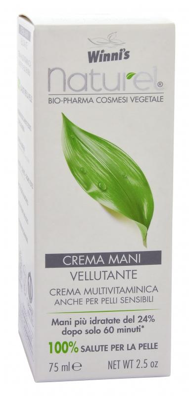 Bio kosmetika - WINNI´S NATUREL CREMA MANI 75 ml krém na ruce