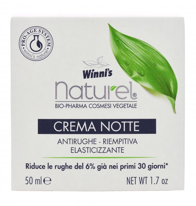 Bio kosmetika - WINNI´S NATUREL CREMA NOTTE 50 ml noční krém