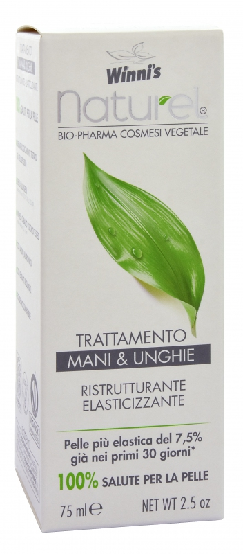 Bio kosmetika - WINNI´S NATUREL MANI & UNGHIE 75 ml krém na ruce a nehty