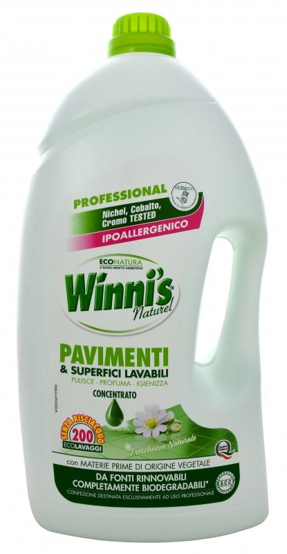 Profesionální - WINNI´S Pavimenti 5 l přípravek na podlahy