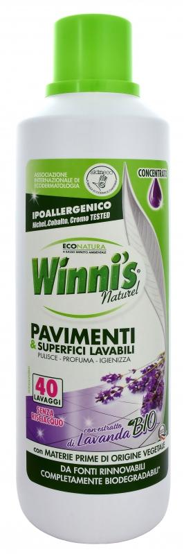 Čisticí prostředky - WINNI´S Pavimenti Lavanda 1000 ml čistič podlah