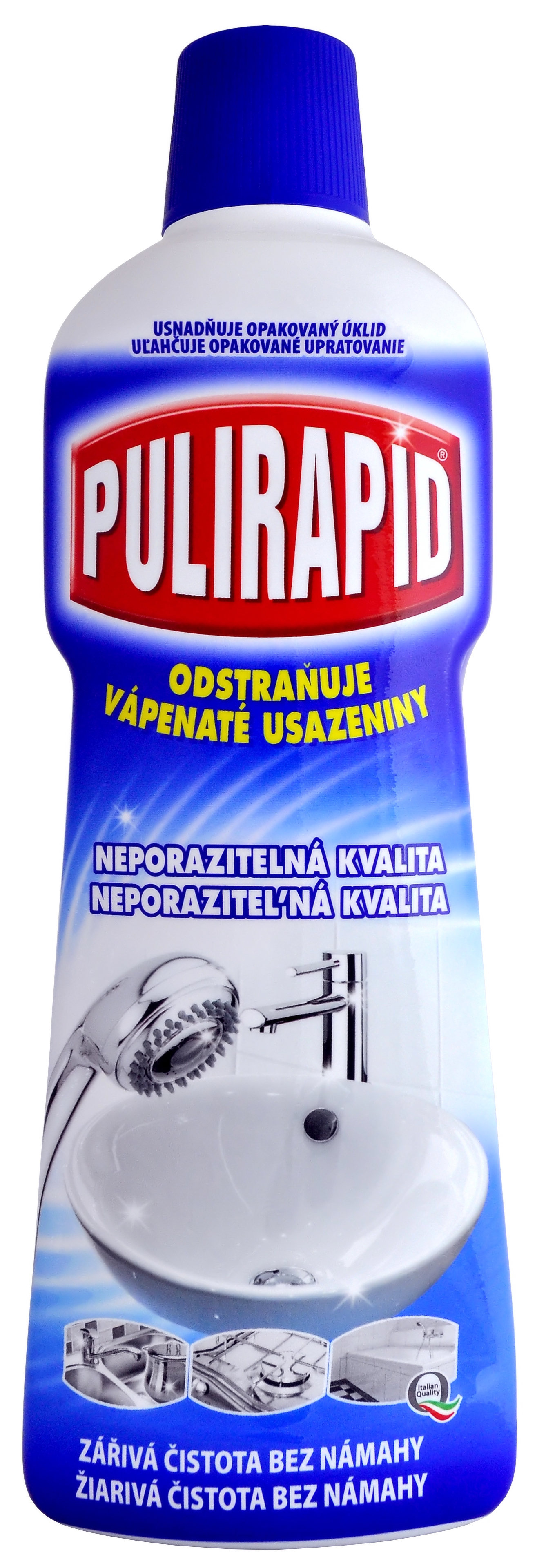 011 PULIRAPID 750 ml sleever
